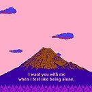 wenn ich mich alleine fühlen möchte von ericleeart