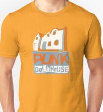 "Wizards ""Alex's Logo, Punk Dollhouse""  Slim Fit T-Shirt"