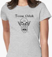 Team Orlok (light) Womens Fitted T-Shirt