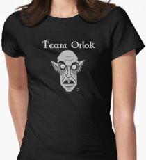 Team Orlok (dark) Womens Fitted T-Shirt