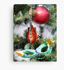 Christmas Decoration #3 Canvas Print
