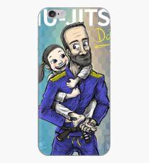 Jiu-Jitsu Dad iPhone Case