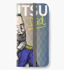 Jiu-Jitsu Dad iPhone Wallet/Case/Skin