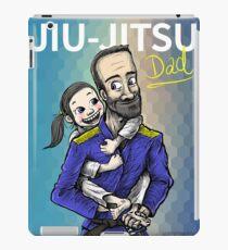 Jiu-Jitsu Dad iPad Case/Skin