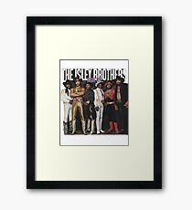 Fire Temptations Brothers Framed Print