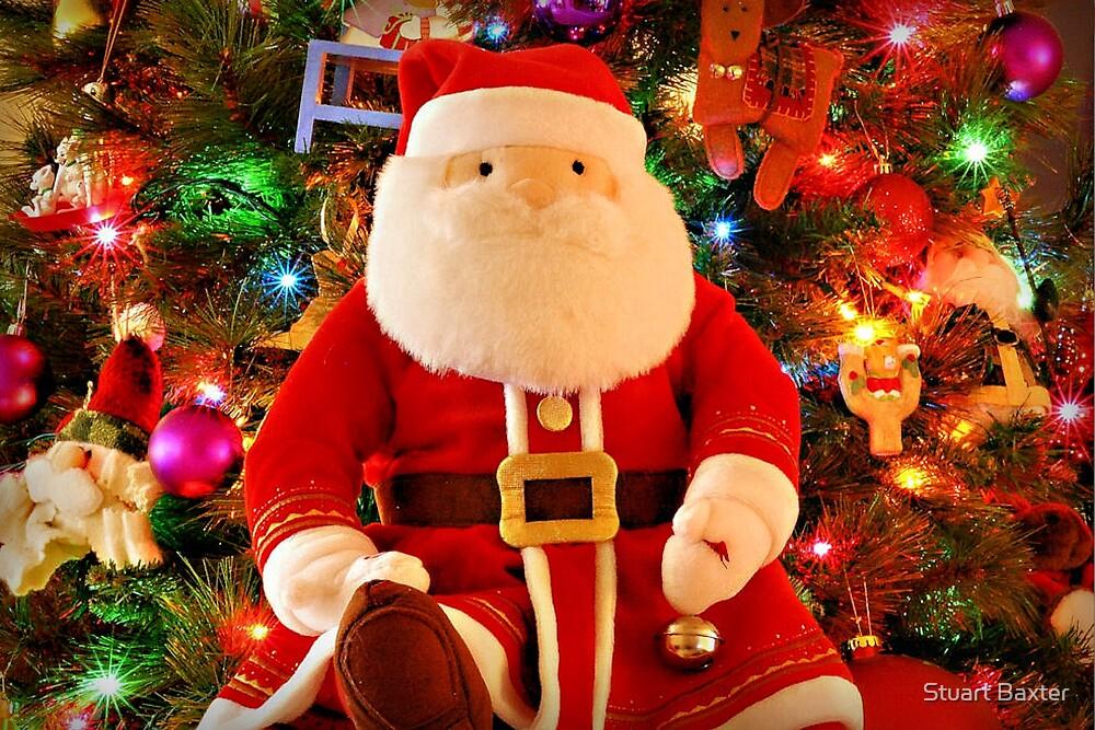 Ho - Ho - Ho by Stuart Baxter