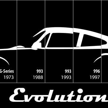 911 evolution White by tfmotorworks
