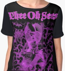 Thee Oh Sees: Carrion Crawler/The Dream Chiffon Top