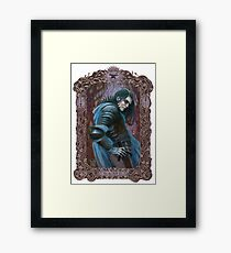 The Dark Elf Framed Print