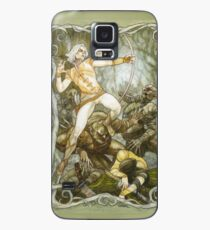 Elves & Orcs, the Battle Under the Trees Case/Skin for Samsung Galaxy