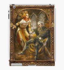 Sauron and Ar-Pharazôn iPad Case/Skin
