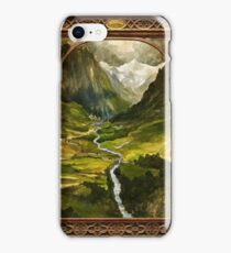 The Ring is taken to Rivendell iPhone 8 Case