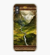 The Ring is taken to Rivendell iPhone Case