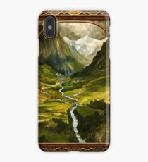 The Ring is taken to Rivendell iPhone XS Max Case
