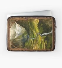 The Ring is taken to Rivendell Laptop Sleeve