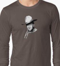 UNIQUE MF180 John Wayne Commission Trending Long Sleeve T-Shirt