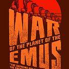 The Dollop - Emu War by James Fosdike