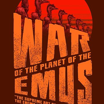 The Dollop - Emu War by MrFoz