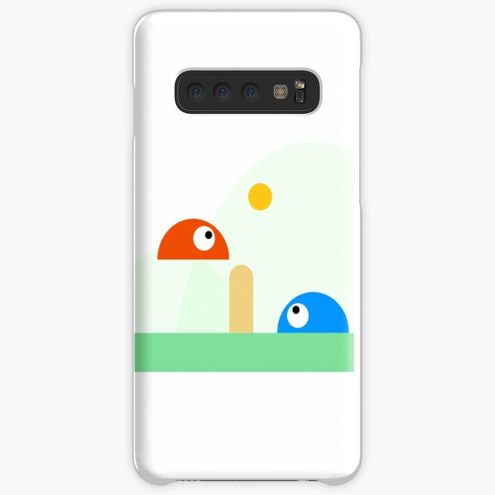 hardmaru v2 Case & Skin for Samsung Galaxy