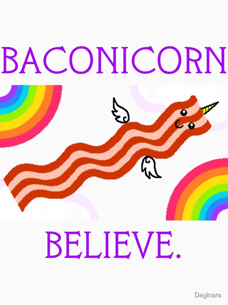 Baconicorn by Dayinara