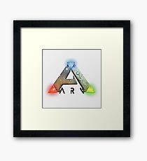 ARK Survival Logo Framed Print