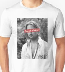 Sawyer (James Ford) Lost - Son of a bitch! Unisex T-Shirt