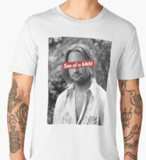 Sawyer (James Ford) Lost - Son of a bitch! Men's Premium T-Shirt