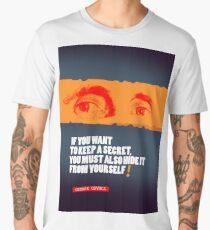 George Orwell Quote 2 Men's Premium T-Shirt