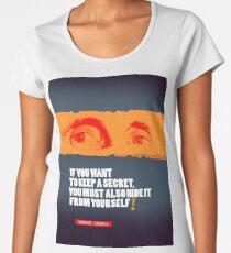 George Orwell Quote 2 Women's Premium T-Shirt