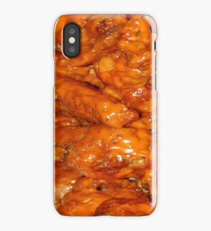 Buffalo wings iPhone Case/Skin
