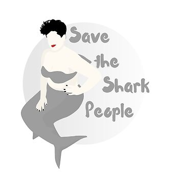 Save the Shark People by MogPlus