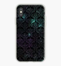 Vinilo o funda para iPhone Damask Galaxy - Sirena