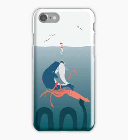 Bait iPhone Case/Skin