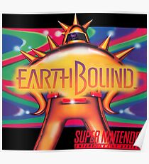 Earthbound & Down Poster