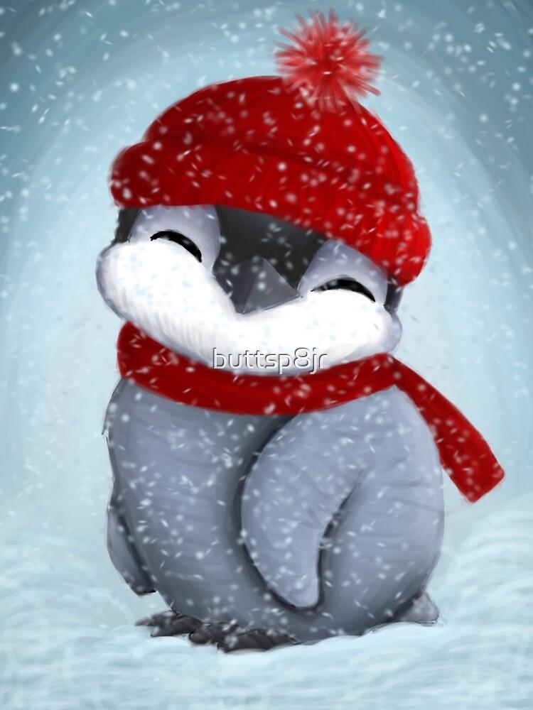 Baby-Pinguin von buttsp8jr