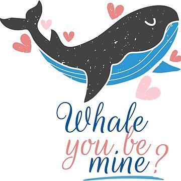 Whale You Be Mine by minou24