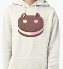 Cookie Cat Pullover Hoodie