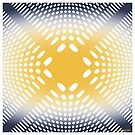 Holey Pattern - Mathematical Image by Christopher Hanusa