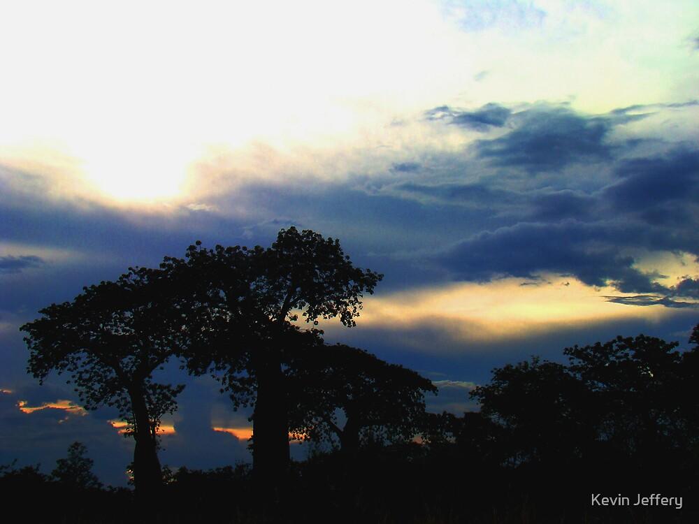 Stormy Sky by Kevin Jeffery
