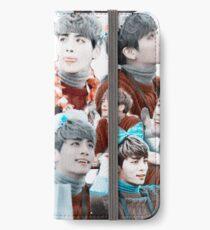 Jonghyun  iPhone Wallet/Case/Skin