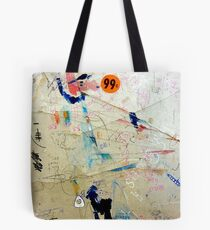 Non-objective Drawing Tote Bag