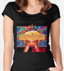 Earthbound & Down Women's Fitted Scoop T-Shirt