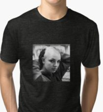 Bald Britney Tri-blend T-Shirt