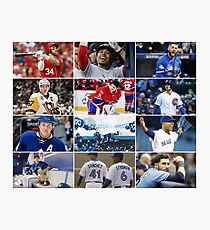 Sports Boys Photographic Print