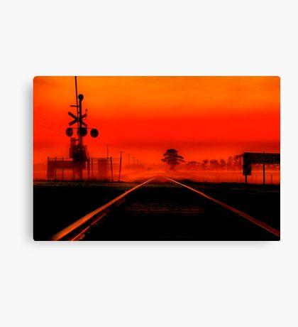"""Life's Line"" Canvas Print"