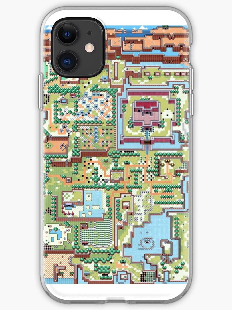 Zelda Link Video Game iphone case