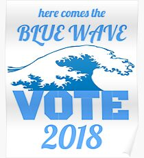 Hier kommt die Blaue Welle - Abstimmung! Poster