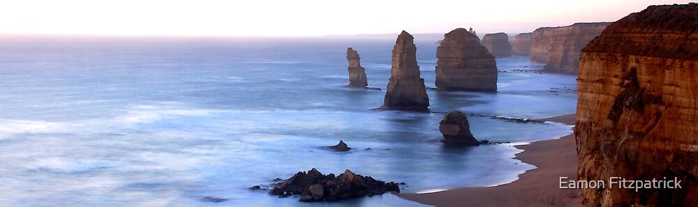 12 APOSTLES, VICTORIA, AUSTRALIA by Eamon Fitzpatrick