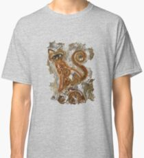 CRAZY STEAMPUNK CAT Classic T-Shirt