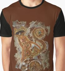 CRAZY STEAMPUNK CAT Graphic T-Shirt